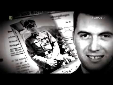 Josef Mengele. Polowanie