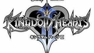Kingdom Hearts II - Another Side Another Story song