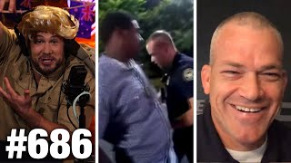 #686 THE UNJUST WAR ON COPS! | Jocko Willink Guests! | Louder With Crowder