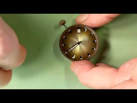 Replacing A Ronda 515 Swiss Watch Movement How To