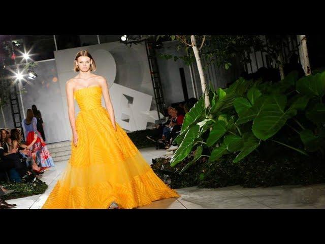Carolina Herrera | Primavera/Verano 2018 | NYFW