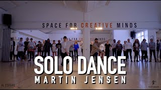Tobias Ellehammer Original Music Video Choreography / Solo Dance - Martin Jensen