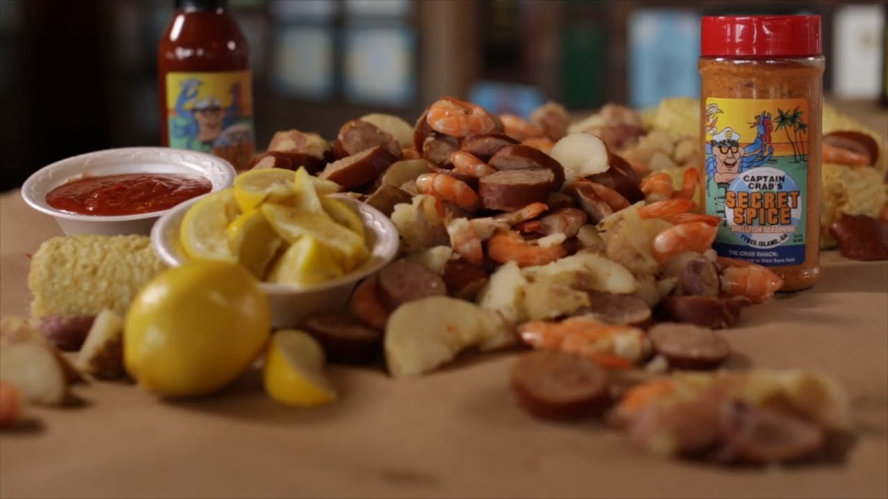 how to make the crab shack u0027s lowcountry boil youtube