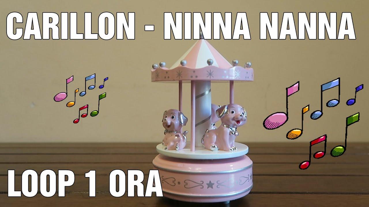 Carillon Ninna Nanna.Carillon Ninna Nanna Per Far Dormire Bambini E Neonati 1 Ora In Loop