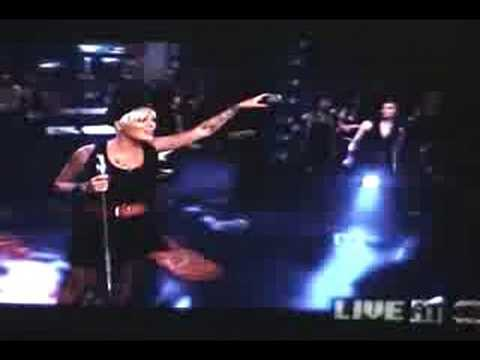 SO WHAT:  PINK LIVE @ MUCH MUSIC CANADA SEPTEMBER 22 2008