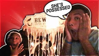 | ESSY TRIED TO VOODOO OUR UNBORN CHILD | MOST EPIC PRANK OF 2019 |