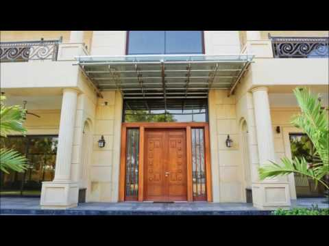 5 BR + Maid | Serene Lake View Mansion in Emirates Hills