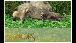 Sims 3 Warrior cats episode 9