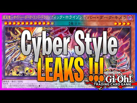 CYBER STYLE LEAKS  !!! CRAZY SUPPORT !! Is This The NEW META ?