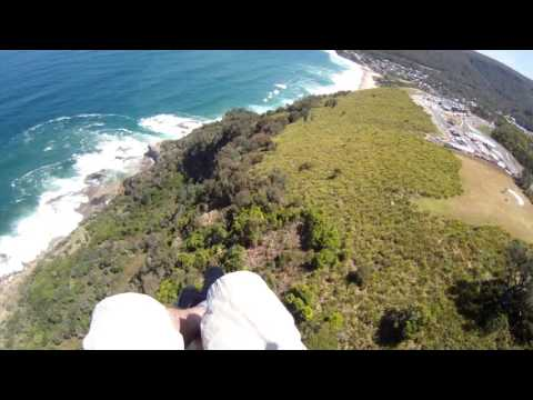 My First Flight @ Stanwell Park  6 - 11 - 16