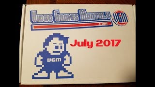 VGM Unboxing- July 2017