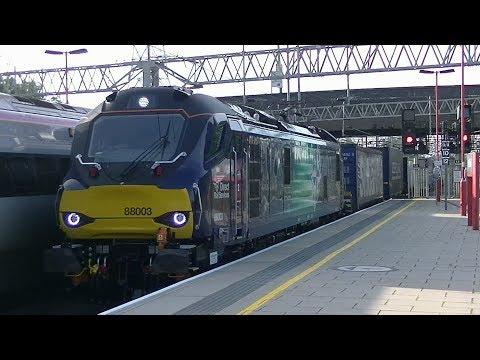 Stafford Railway Station - 14th June 2017