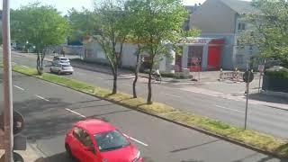 Lockdown effect in Germany