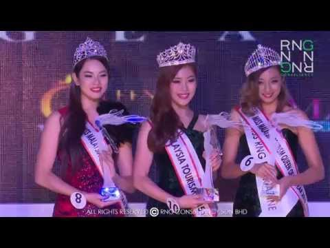 Miss Malaysia Tourism Pageant 2015 Grand Final