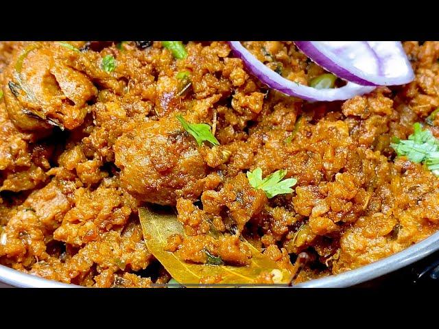 उंगलिया चाट चाट कर खाओगे जब बनाओगे यह भुना सोया मसाला | Bhuna Nutri Soya Masala recipe | Soya recipe