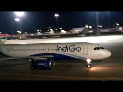 R. G. I. AIRPORT VIDEO BY VINAY PALLALA
