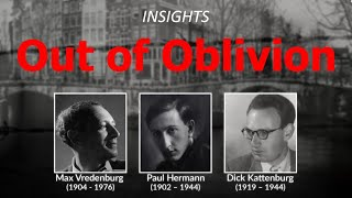 INSIGHTS: Out of Oblivion