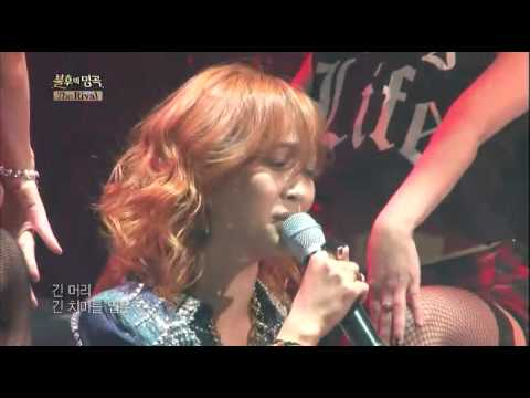 불후의 명곡 - [Hyorin&Ailee] Immortal Songs 2 EP134 # 001