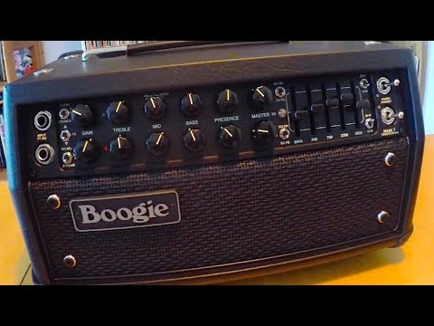 Why I'm Returning The Mesa Boogie Mark 5: 25