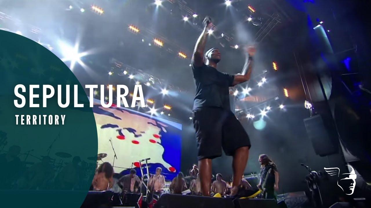 Sepultura and Les Tambours Du Bronx - Territory (Metal Veins – Alive At Rock In Rio)
