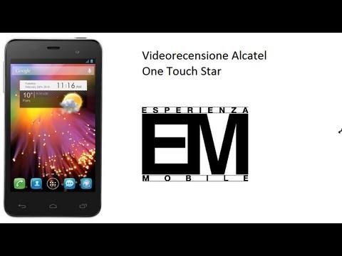 Alcatel One Touch Star recensione ITA da EsperienzaMobile