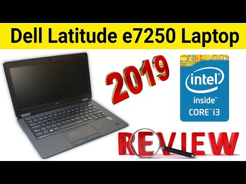 Dell Latitude e7250 Laptop Review | Sohail Computers