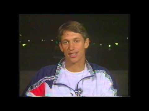 World Cup 90 Gary Lineker Interview (BBC)