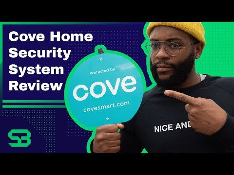 Cove Home Security System Review- Best DIY Home Security?