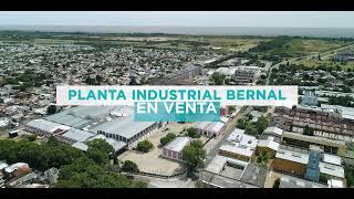 KV - Real Estate - Planta Industrial Bernal