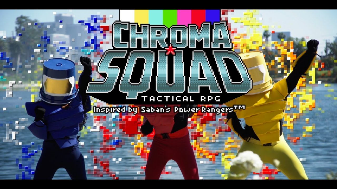 Chroma Squad - Launch Trailer