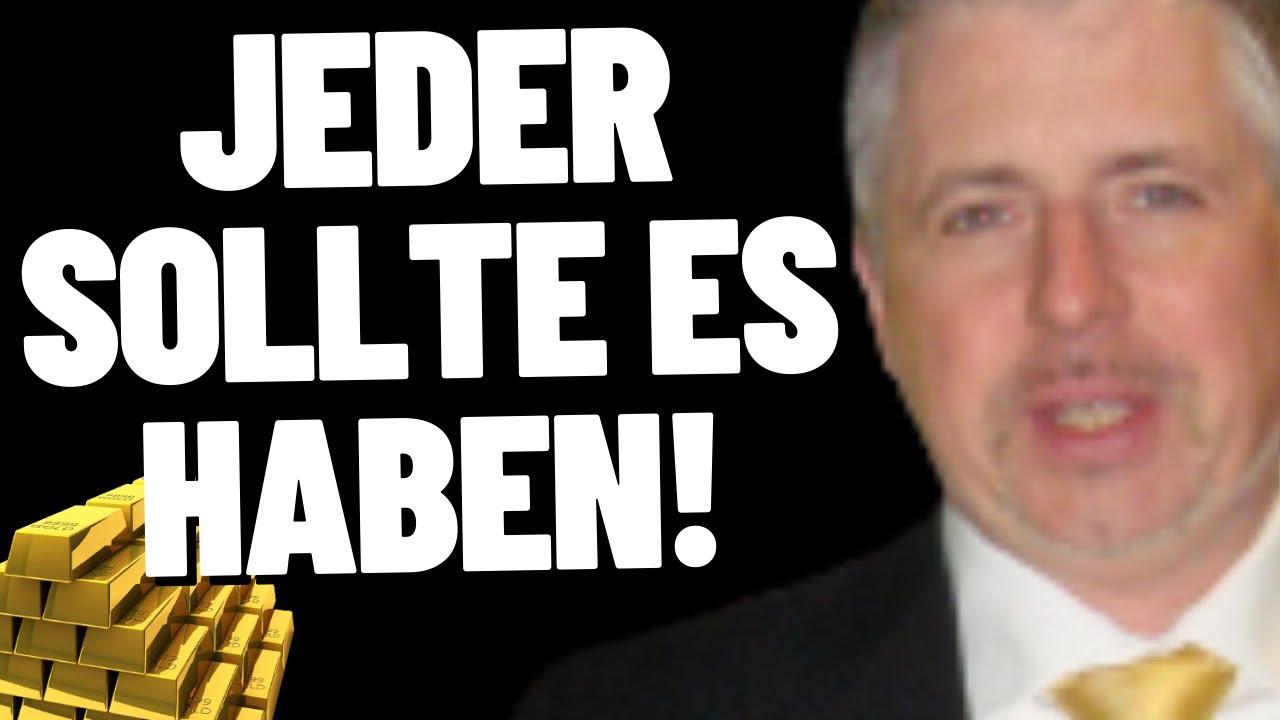 DIRK MÜLLER: WER KEIN GOLD HAT WIRD VERLIEREN! DIRK MÜLLER ÜBER GOLD KAUFEN & INVESTMENT IN GOLD