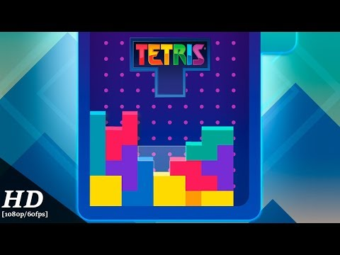 Tetris Android Gameplay