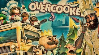 "Chase and Friends Play: ""Overcooked 2""  - (Unsigned Heat)"