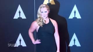 Amy Schumer confirms marriage to Chris Fischer   Daily Celebrity News   Splash TV