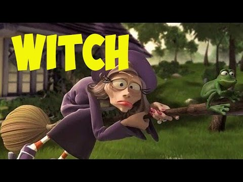 WITCH / New Funny Cartoon / Watch Cartoons Online