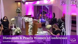 Diamonds & Pearls Women's Conference 2020
