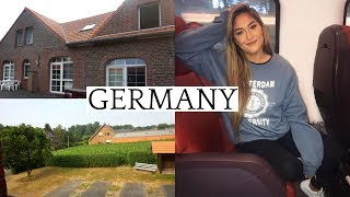 GRWM IN GERMANY! + CUTE CONDO TOUR | 2018
