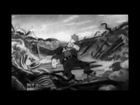 PORKY PIG - The Corny Concerto (1943) || clip 1