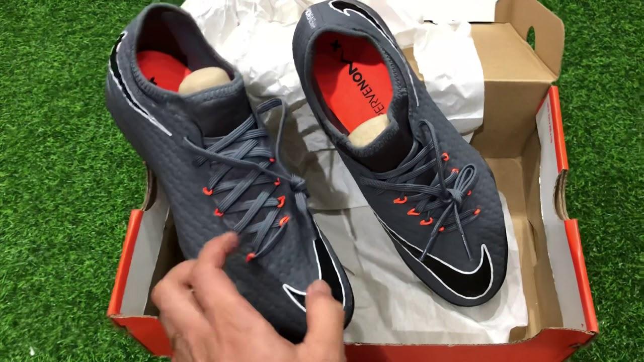 01045d642b3ba Xuanthanhsoccer.vn trên tay  Nike HypervenomX Phantom3 Zoom Pro TF ...