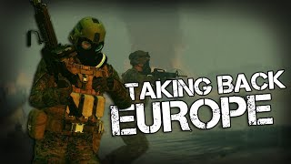 Arma 3 - HAARP Ep.17: The Invasion of Europe