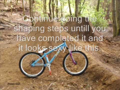 How to build a dirt jump youtube for What is dirt made out of
