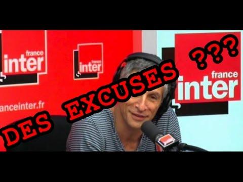 Des excuses de France Inter sur les gameurs ? On attends !!!