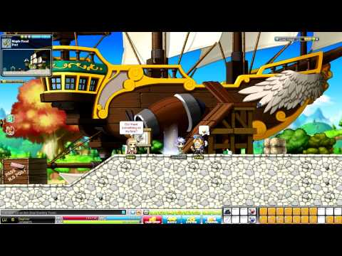 LP Maplestory - E1 Tutorial Island and First Job!