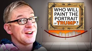 Top 10 Artists Who Should Paint The Official Presidential Portrait of Donald Trump