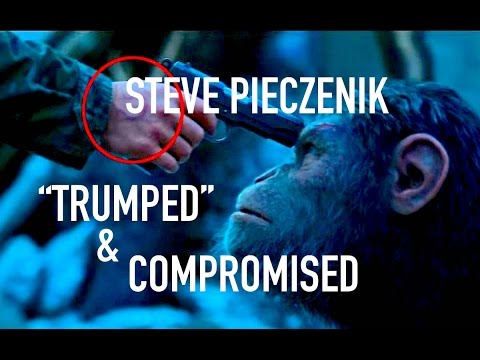 """STEVE PIECZENIK: """"TRUMPED"""" & COMPROMISED: Edited with Imagery: May 12, 17 Alex Jones"""
