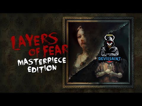 Highlight: MERCREDI TERREUR 👹 We finished Layers of Fear in 1 sitting!  