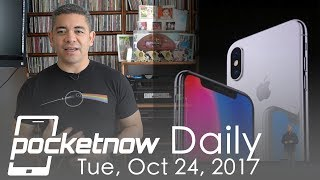 iPhone X market change, OnePlus 5T leaks & more   Pocketnow Daily