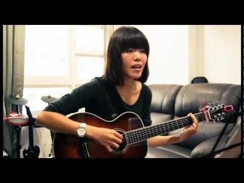 Closer Acoustic Cover , SNSD TaeYeon ( 태연 )  - To the Beautiful You OST