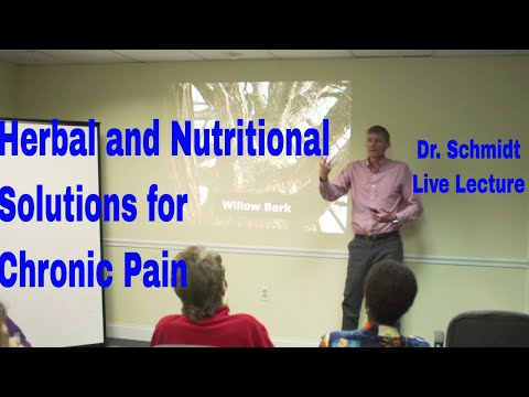 Chronic Pain: Herbal and Nutritional Solutions.