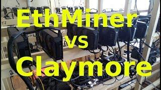 Что выбрать Ethminer или Claymore для майнинга?